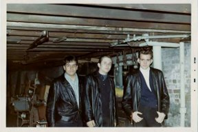 Back of the Yard - Greasers - Sixties