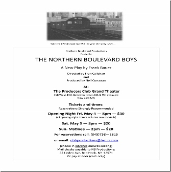 Northern Boulevard Boys Play